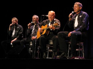 The Brothers & Co. at The Murphy Theatre in Wilmington, OH June 16, 2012